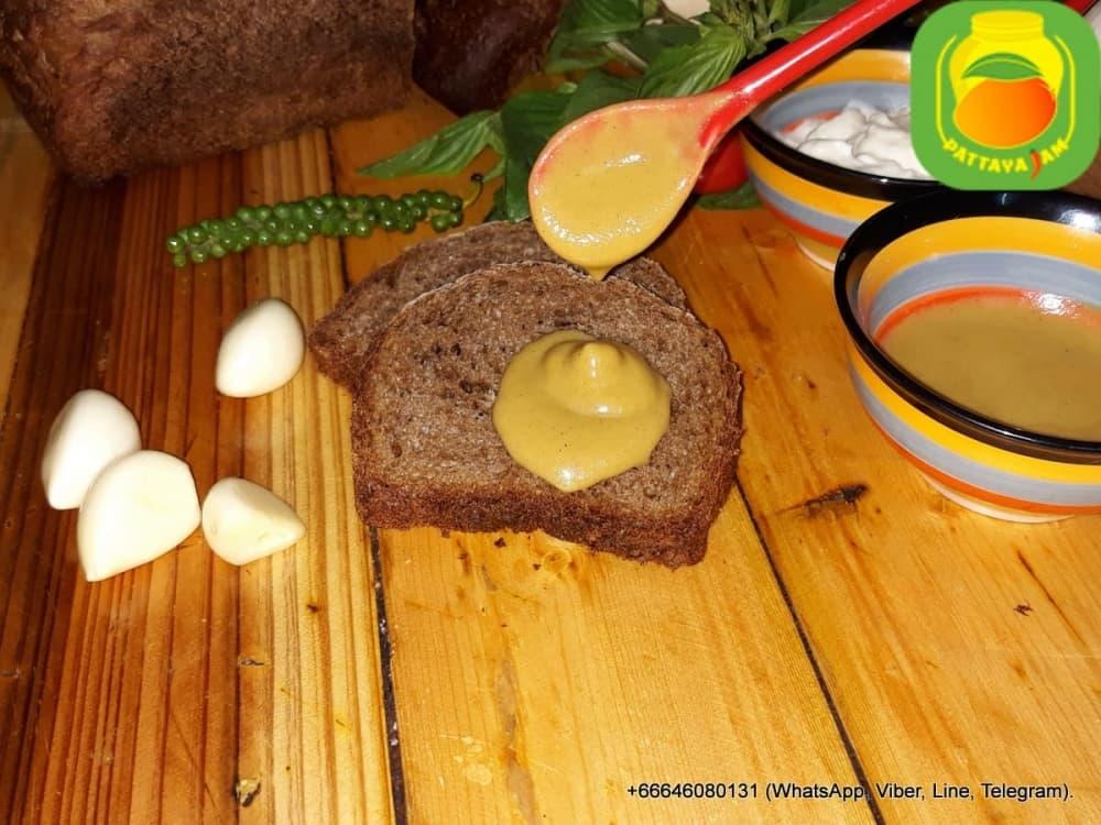 Горчица как в СССР, сорт горчицы «вырви глаз».