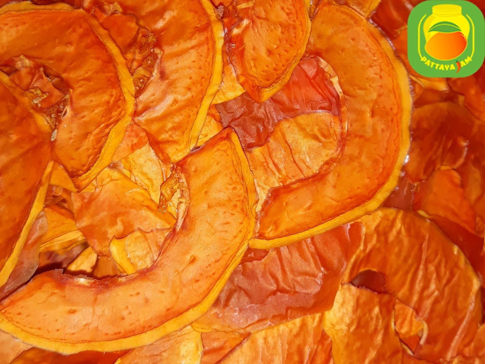 Вяленая или сушеная папайя, без сахара