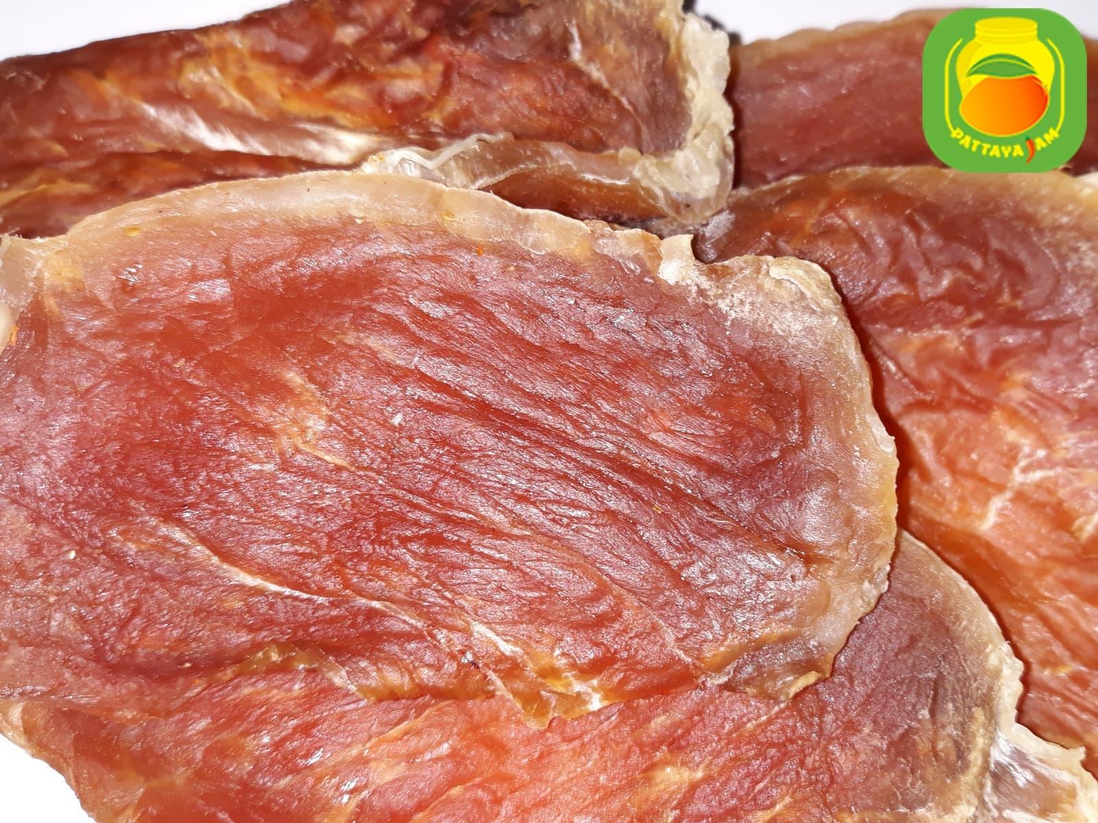 Вяленое филе свинины